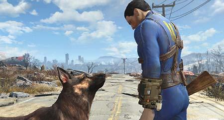 Bild:Fallout 4 erscheint ungeschnitten