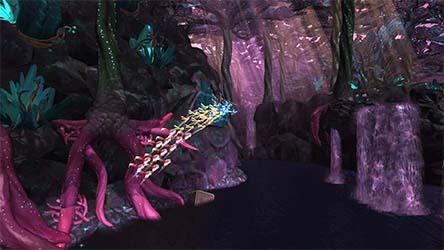 Bild:Entspannendes Abenteuer - Lumini ab sofort bei Steam erhältlich