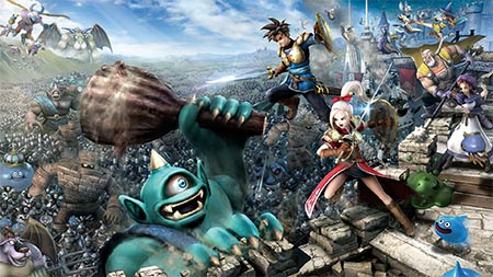Bild: DRAGON QUEST HEROES - Neuer Trailer